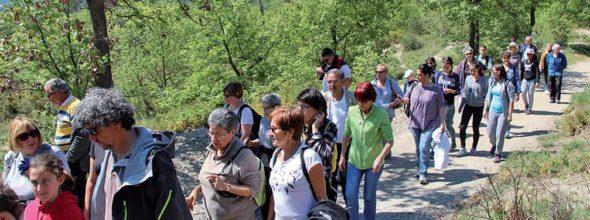 Festival des randonnées «De mines en collines»