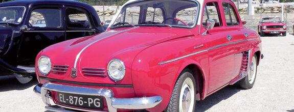Sardinade et voitures anciennes