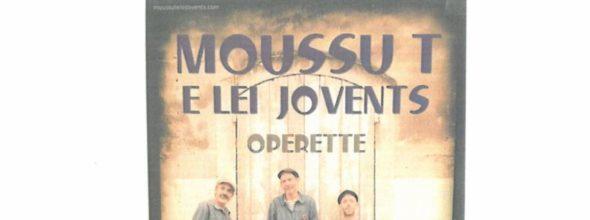 MOUSSU T E LEI JOVENTS EN CONCERT