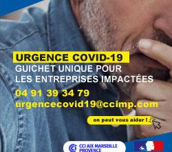 Informations pour les commerçants et entreprises – guichet unique CCI COVID-19