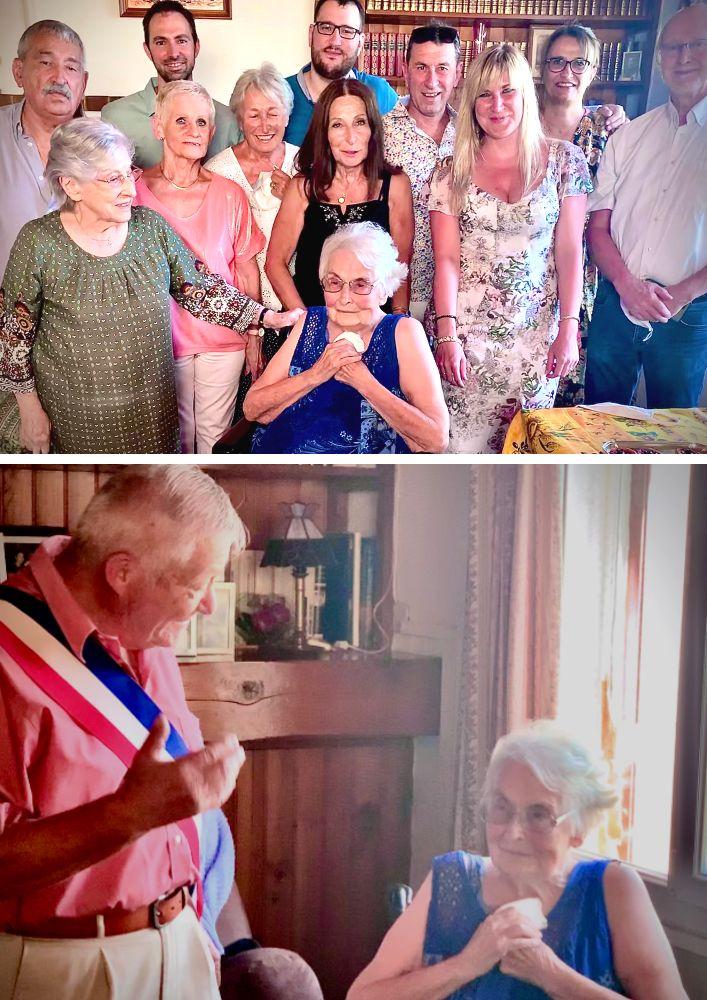centeniare senior saint-savournin