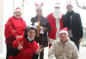 Commission extra-municipale culture Mairie Saint-Savournin Noël 2020