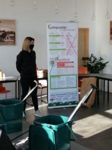 Formation composteurs mairie Saint-Savournin