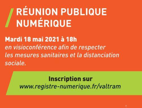 Mairie Saint-Savournin info Val tram concertation publique