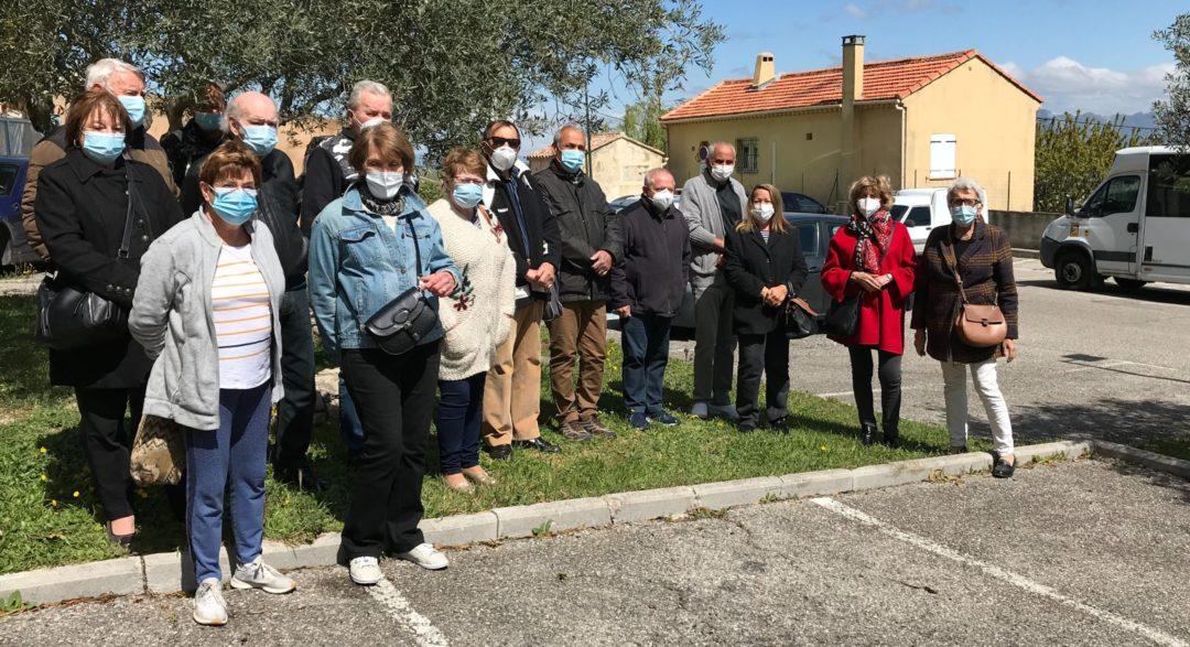 le centre communal action sociale Mairie Saint-Savournin accompagne les habitants à la vaccination