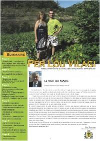 Mairie Saint-Savournin bulletin municipal septembre 2021